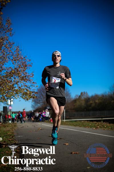 2015 Huntsville Half Marathon