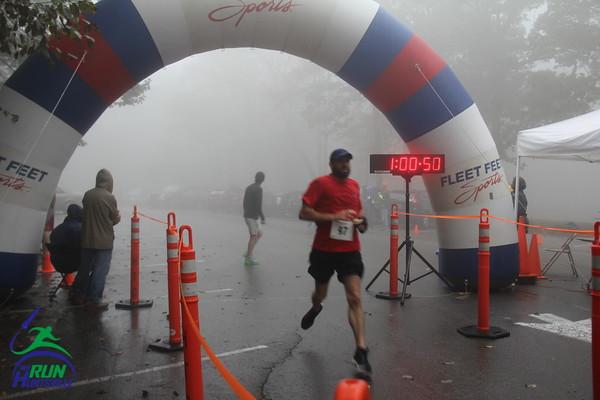 2015 Monte Sano 15k Finishline