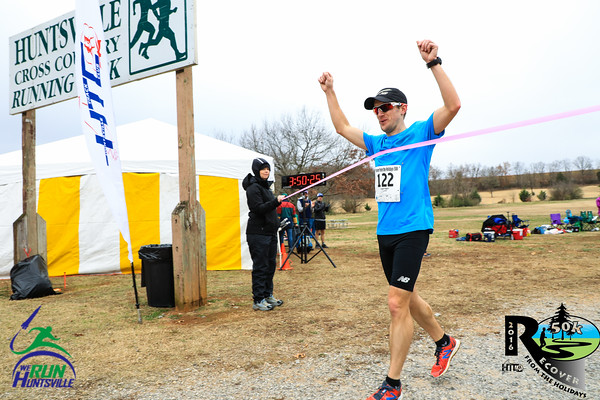 2016 Recover from the Holidays 50k