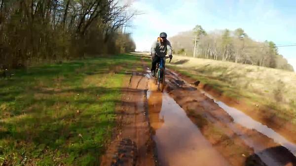 2020 Mooresville Gravel Ride REI