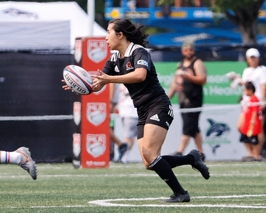 2021 Club 7s Women's Pool Play: Oregon Sports Union over Chicago Lions 21–12