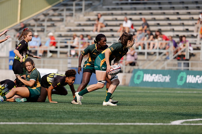 2021 Club 7s Women's Pool Play: Optimus Rugby over Chicago North Shore 17–15