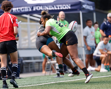 2021 Club 7s Women's Pool Play: Scion Rugby over Santa Monica Dolphins 59–0