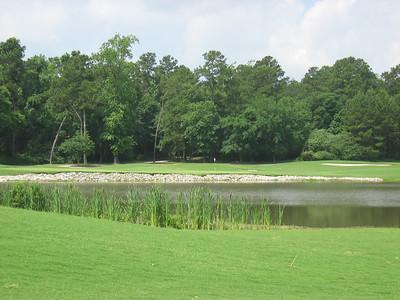 Windrush golf - water hazard