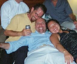 David Smith, Greg Cork, & Theresa Nishimoto