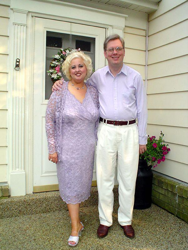 Jane Brennan (Herrin) & husband Jim