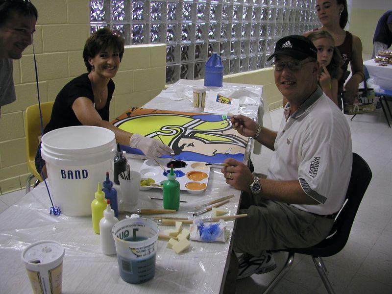 David Kranz, Stacy Trapp (Ford) & husband Tim