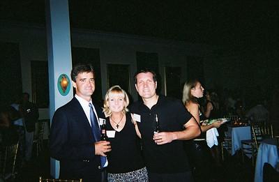 Mike Cornish, Paige McManus, & Larry Masters