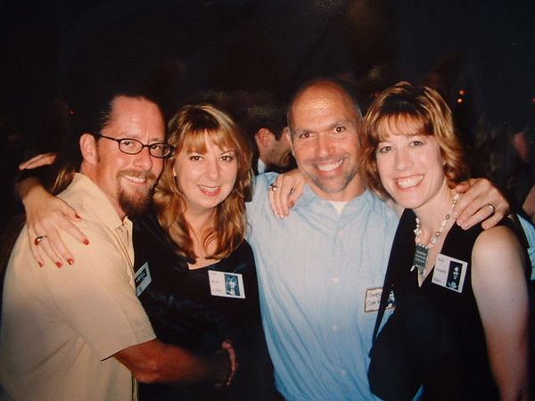 David Smith, Lisa Reed, Greg Cork, & Kelly Gossard