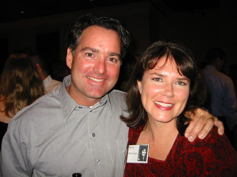 Pat Olsen & Karey Honberger