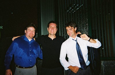Joe Ratel, Larry Masters &  Mike Cornish