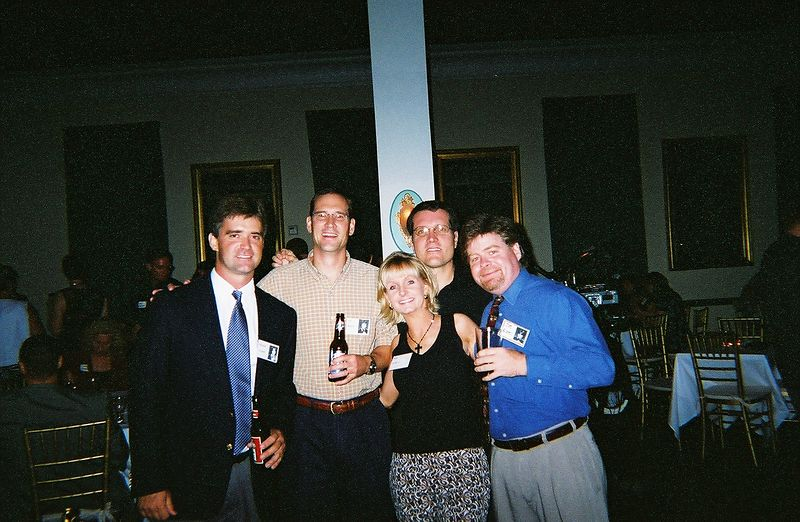 Mike Cornish, Lee Blakely, Paige McManus, Larry Masters, & Joe Ratel