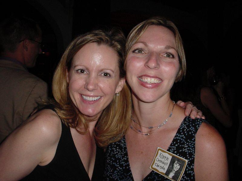 Cheryl Moultrop & Karen Crandall