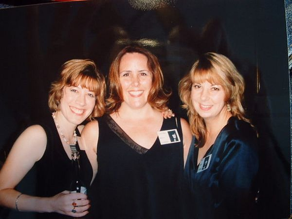 Kelly Gossard, Lorraine Berry, & Lisa Reed