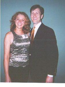 Kristen Holt & Chris Bright