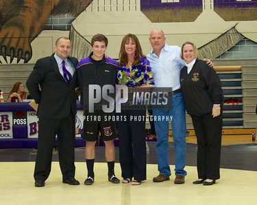 WSHS Wrestling Parent Night Photos (C) PSP IMAGES 2014