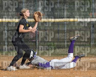 013016 Girls Softball vs Deland 1203