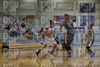 WINTER SPRINGS, FL - DECEMBER 19:  WSHS JV Girls Basketball game with Hagerty High School on December 19, 2016, at WSHS in Winter Springs, FL. (Photo by Joe  Petro/PSP Images LLC.)