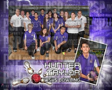 hunter taylor poster