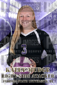 KALEY MUDGE POSTER 24X36