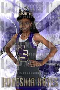 roneshia Hayes POSTER 24X36