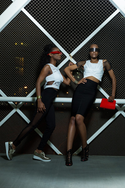 Futuristic Fashion - Paris