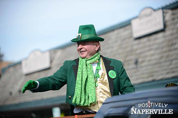 WSI St. Patrick's Day Parade 2015