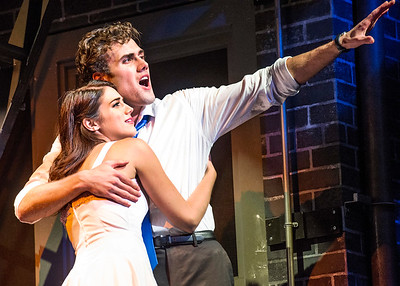 """""""West Side Story"""" Production Photos"""