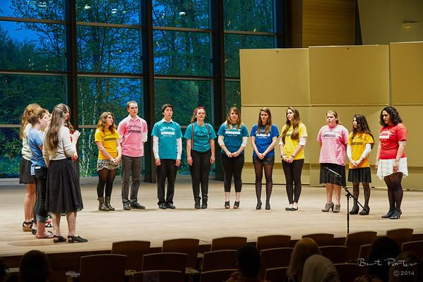 2014 Spring Performing Arts Recital