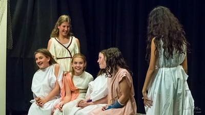 Gabriela, Abigail, Trinity, Sadie, Lorelei, and Simi
