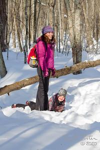 2015 - Forest Kindergarten on a Snowy Day