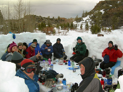 Group 3 Snow Camp '08