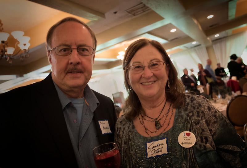 John Monsen & Sandra Cattell