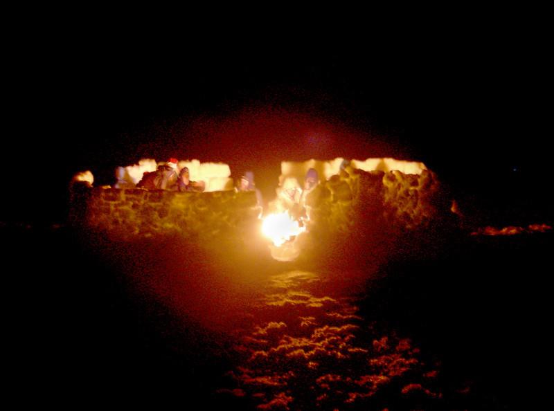 Group 3 voodoo pit