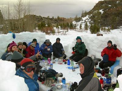 Group 3 Snow Camp '08