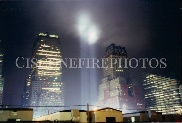 WTC - Tower of Lights
