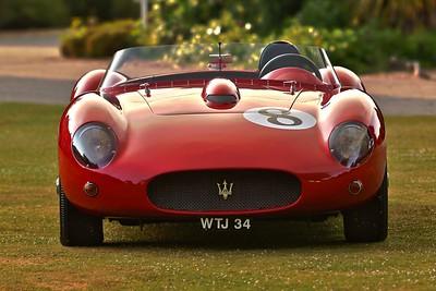 WTJ32 Maserati 300 Replica