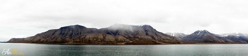 Rugged Svalbard