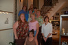 Cheryl Fee's home<br /> Cindy<br /> Carla, Gaye, Susan<br /> Barbara, Deborah<br /> Lisa, Brenda at the top