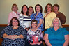 Deborah, Denise, Lisa Rhodes, Lauren, Diana, Barbara<br /> Kathy, Brenda and Carla