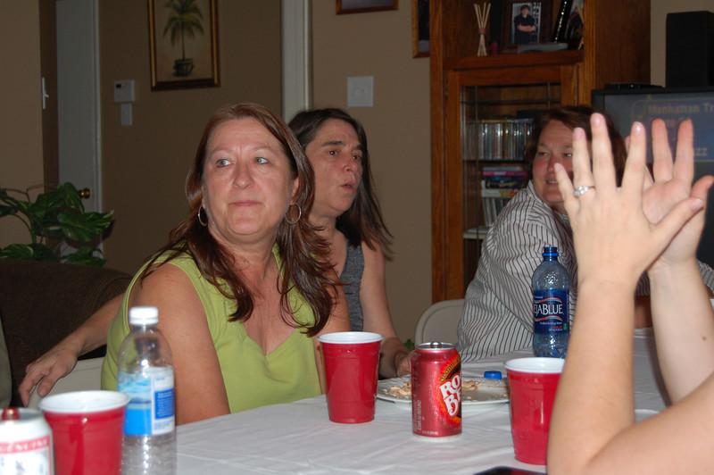 Denise, Cindy, Lisa Rhodes