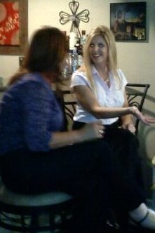Denise and Angie