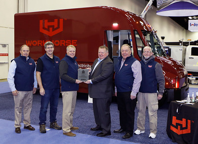 Workhorse receives Innovation Award