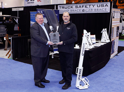 Truck Safety USA receives Innovation Award