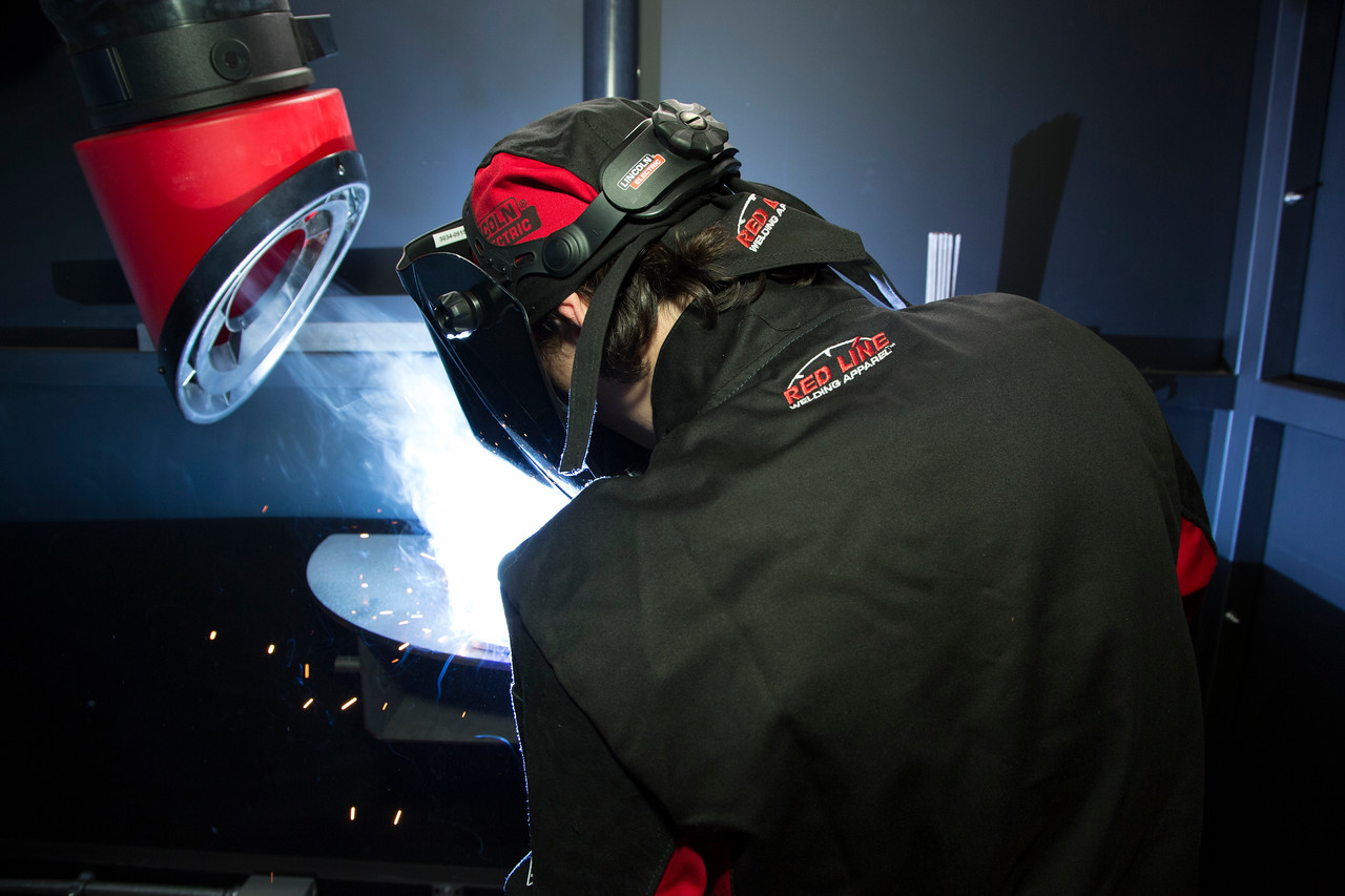 Lincoln Electric Welding Technology and Training Center