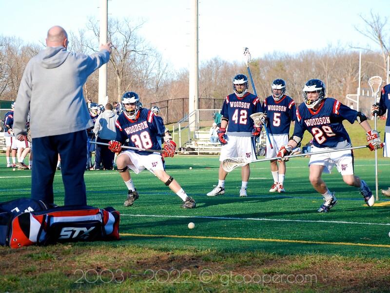 WT Woodson High School Varsity Lacrosse<br />  2010 Season