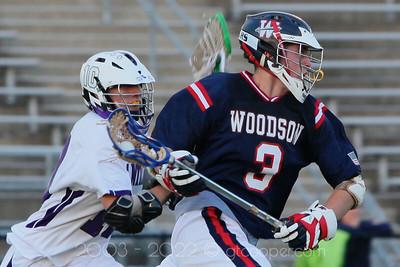 WT Woodson at Chantilly Regional Playoffs