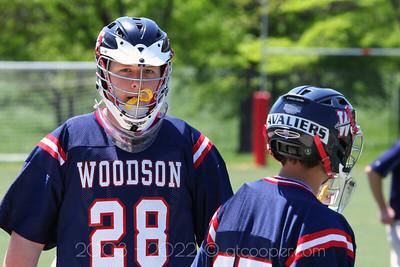 WT Woodson at St Johns