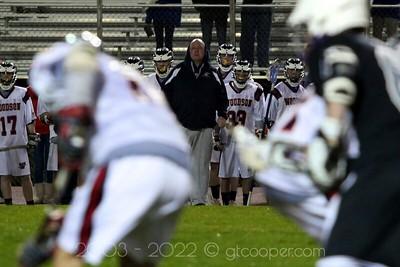 WT Woodson High School Varsity Lacrosse vs Chantilly High School