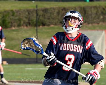 WT Woodson at Landon